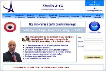 Cliquez pour visiter la page commissaire aux comptes.