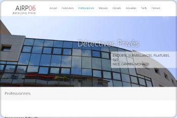 Cliquez pour visiter la page Enquêtes pour professionnels.