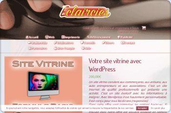 Cliquez pour visiter la page Création de blogs et de sites vitrines en Bretagne.