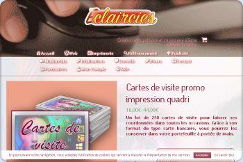 Cliquez pour visiter la page Toute la publicité imprimée pour votre activité en Bretagne.