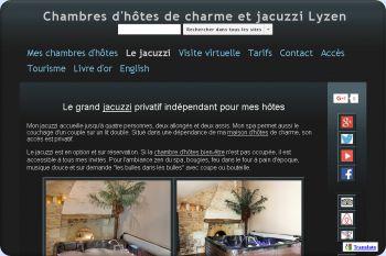 Cliquez pour visiter la page Le jacuzzi.