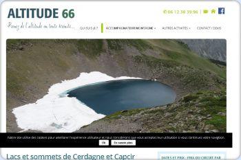 Cliquez pour visiter la page Lacs et sommets de Cerdagne et Capcir.