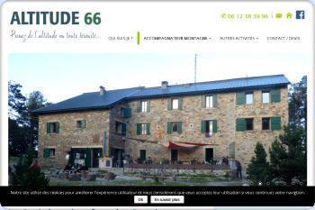Cliquez pour visiter la page Le Canigou par le refuge des Cortalets.