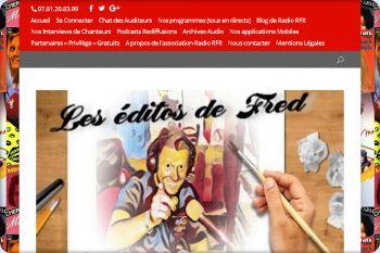 Cliquez pour visiter la page Connaissez-vous l'édito de Fred.