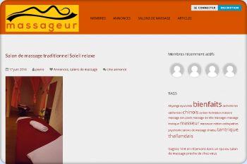 Cliquez pour visiter la page Salons de massage.
