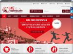 La vignette du site City Adventures