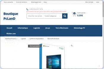 Cliquez pour visiter la page Windows 10 famille.