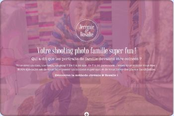 Cliquez pour visiter la page Votre shooting photo famille à Lyon super fun !.