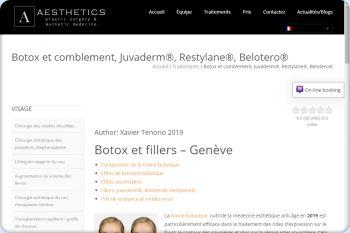 Cliquez pour visiter la page Botox Genève.