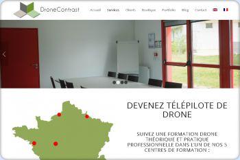Cliquez pour visiter la page Nos Formations Drones.