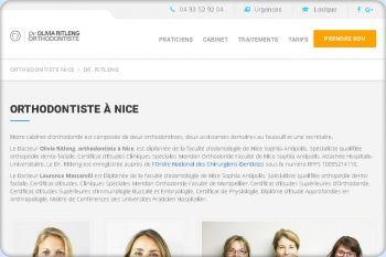 Cliquez pour visiter la page Orthodontiste à Nice.