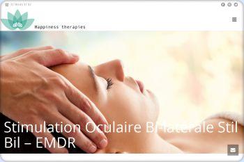 Cliquez pour visiter la page Soigner ses traumatismes à Biarritz grâce à la stimulation oculaire bi-latérale EMDR.