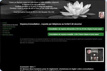 Cliquez pour visiter la page Voyance consultation par téléphone.