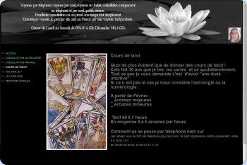 Cliquez pour visiter la page Cours de tarot.