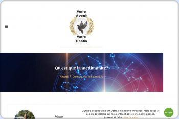 Cliquez pour visiter la page Consultation medium.