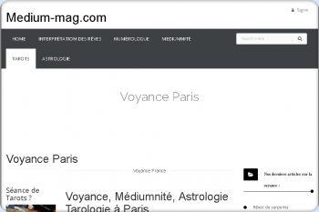 Cliquez pour visiter la page Voyance Paris.
