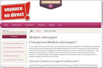 Cliquez pour visiter la page Medium Belge.