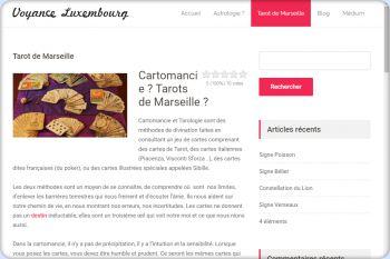 Cliquez pour visiter la page Cartomancie Luxembourg.