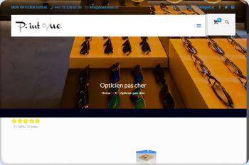 Cliquez pour visiter la page Opticien pas cher.