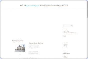 Cliquez pour visiter la page Voyance Charleroi.