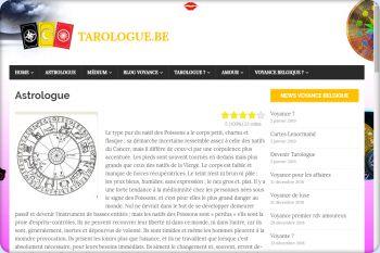Cliquez pour visiter la page Astrologue.