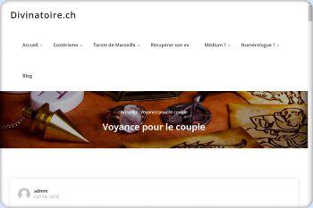 Cliquez pour visiter la page Voyance pour les couples.