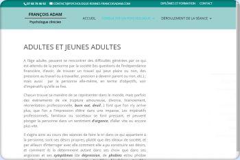 Cliquez pour visiter la page Adultes et jeunes adultes.