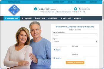 Cliquez pour visiter la page Mutuelle santé .