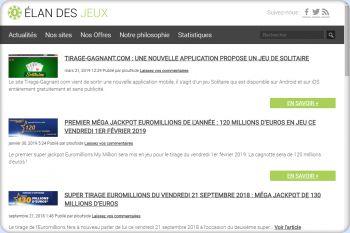 Cliquez pour visiter la page Actualité de la régie publicitraire.