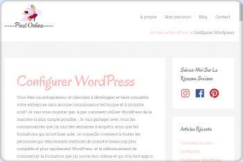 Cliquez pour visiter la page configurer-wordpress/.