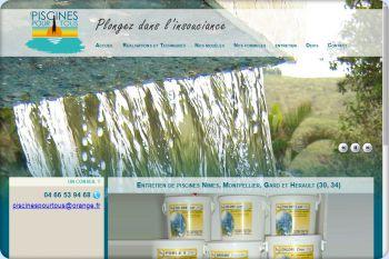 Cliquez pour visiter la page Entretien et Revêtement Piscine Gard et Hérault - Revêtement 30 et 34.