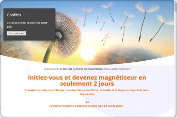Cliquez pour visiter la page formation magnetisme.