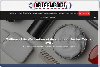 Cliquez pour visiter la page Kits entretien et soin pour barbe.