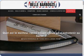 Cliquez pour visiter la page Rasoir coupe choux.