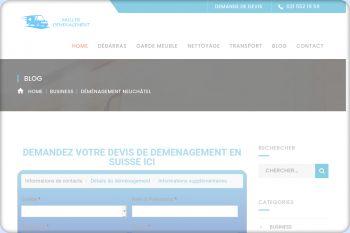 Cliquez pour visiter la page Déménagement Neuchâtel.