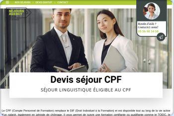 Cliquez pour visiter la page Devis formation CPF.